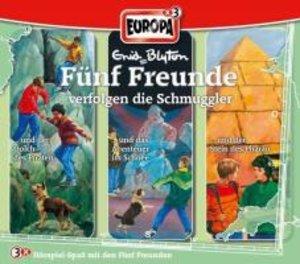 15/3er Box-Verfolgen Die Schmuggler