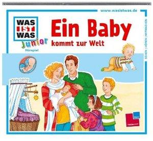 Ein Baby kommt zur Welt