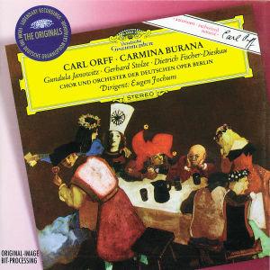 Carmina Burana. Klassik-CD
