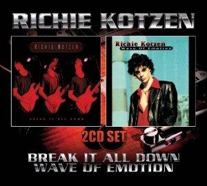 Break It All Down/Wave Of Emotion