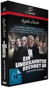 """Agatha Christie: Ein Unbekannter rechnet ab (""""Zehn kleine Negerl"""