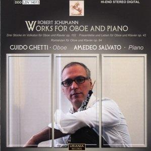 Werke für Oboe und Klavier