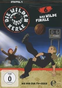 (6)DVD z.TV-Serie-Das Wilde Finale