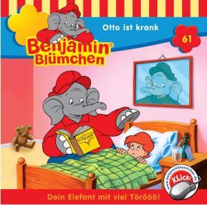 Benjamin Blümchen 061. Otto ist krank - zum Schließen ins Bild klicken