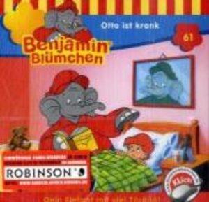 Benjamin Blümchen 061. Otto ist krank
