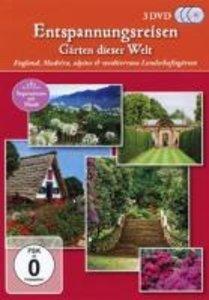 Gärten dieser Welt:England,Madeira,Alpine & Medite