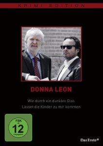 Donna Leon: Wie durch ein dunkles Glas (Krimiediti