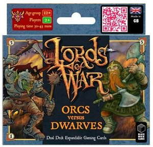 Heidelberger BB002 - Lords of War: Orcs vs. Dwarves
