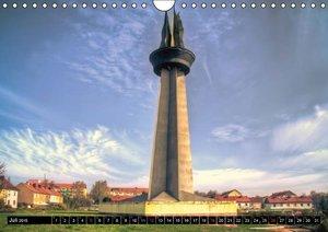 CALVENDO: Kupferstadt Hettstedt (Wandkalender 2015 DIN A4 qu