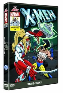 X-Men-Season 2,Vol.1