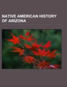 Native American history of Arizona