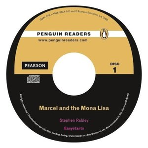 Marcel and the Mona Lisa, w. Audio-CD