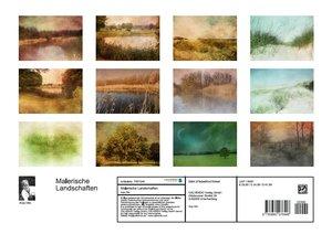 Malerische Landschaften (Posterbuch DIN A3 quer)