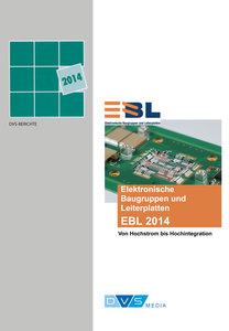 Elektronische Baugruppen und Leiterplatten EBL 2014