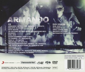 I Am Armando (CD/DVD)