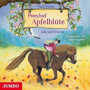 Ponyhof Apfelblüte.Julia Und Smartie