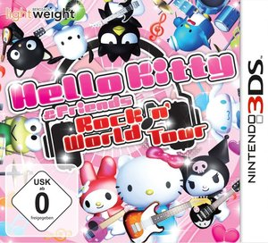 Hello Kitty & Friends: Rockin' World Tour (Nintendo 3DS)