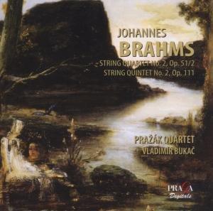 Streichquartett op.51/2/Quint.op.111