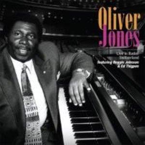 Oliver Jones-Live in Baden Switzerland