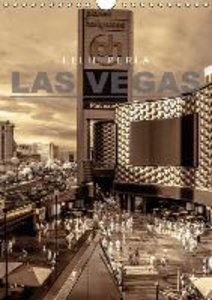 LAS VEGAS - UK Version (Wall Calendar 2015 DIN A4 Portrait)