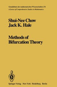 Methods of Bifurcation Theory