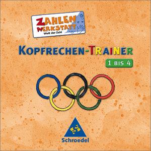 Kopfrechen-Trainer. CD-ROM für Windows 3.1/3.11/95/98/2000/NT