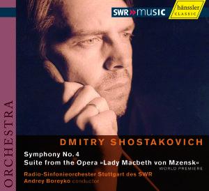 Sinfonie 4/Suite op.29a