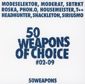 50 Weapons Of Choice No.02-09