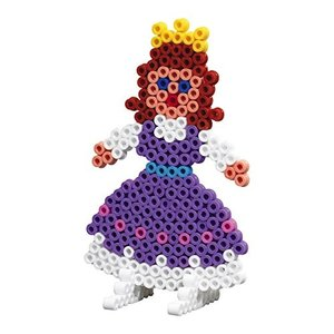 Hama 3432 - Bügelperlen Prinzessinnen