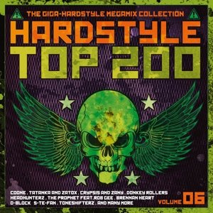 Hardstyle Top 200 Vol.6