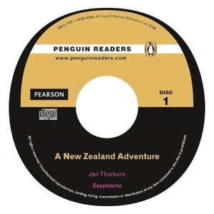 Easystart: A New Zealand Adventure Book and CD Pack