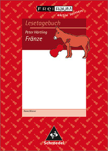 Fränze: Lesetagebuch Einzelheft