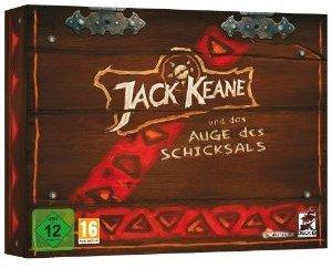 Jack Keane und das Auge des Schicksals - Collectors Edition