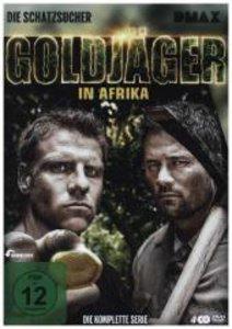 Goldjäger In Afrika - Die Komplette Serie