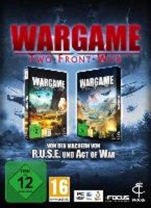 Wargame: Two-Front-War. Für Windows XP/Vista/7/MAC/Linux