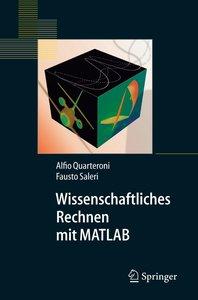 Wissenschaftliches Rechnen mit MATLAB