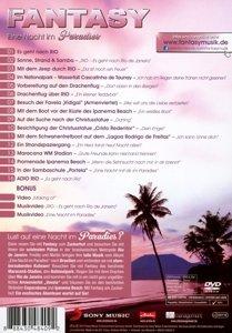 Eine Nacht im Paradies - Mit Fantasy am Zuckerhut