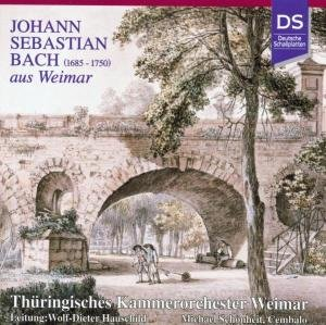 Bach Aus Weimar