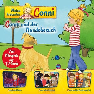 09: Conni Hundebesuch/Clown/Fasching/Dreck-Weg-Tag