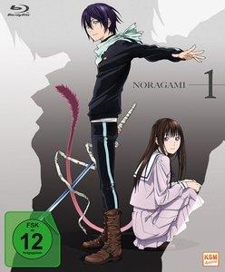 Noragami -Volume 1: Folge 01-06