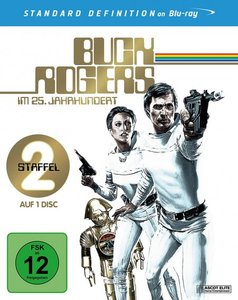 Buck Rogers - Die komplette 2. Staffel