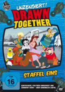 Drawn Together (Staffel 1)