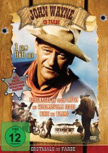 John Wayne In Farbe Teil 1