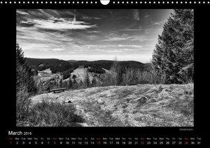 Harz-Photos in Monochrome/UK-Version