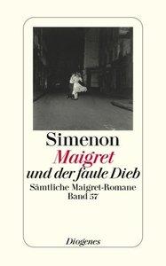 Maigret und der faule Dieb