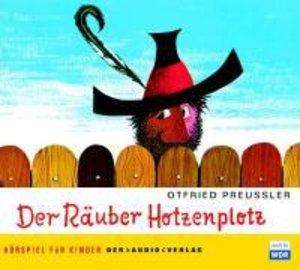Der Räuber Hotzenplotz. 2 CDs