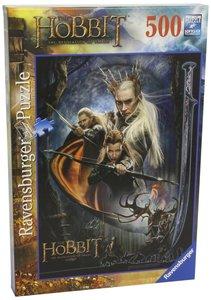 Ravensburger 143405 - Hobbit, Die Einöde von Smaug