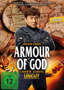 Armour of God - Chinese Zodiac UNCUT