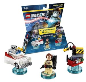 LEGO Dimensions - Level Pack - Ghostbusters (71228)