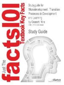 Studyguide for Microdevelopment